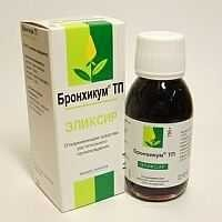 Bronchicum with dry cough