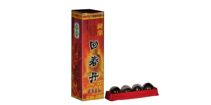 Chinese balls for potency - instructions for use and indications, composition, mechanism of action and price